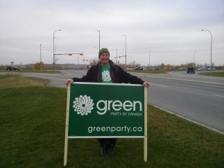 Vote Green elxn42!